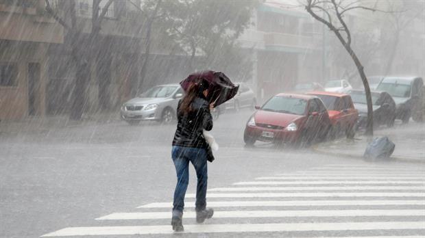 Alerta de lluvia y tormenta: permanecen activos los equipos  de emergencia del Municipio