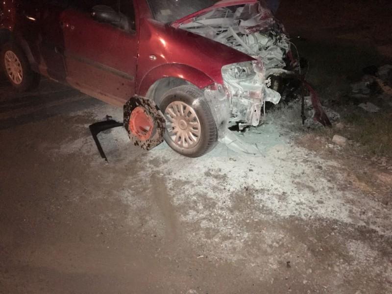 Accidente entre tres vehículos en Ruta 16 km.34 deja tres víctimas fatales