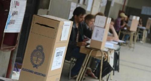 285 ESCUELAS DISPUESTAS PARA LAS ELECCIONES NACIONALES LEGISLATIVAS