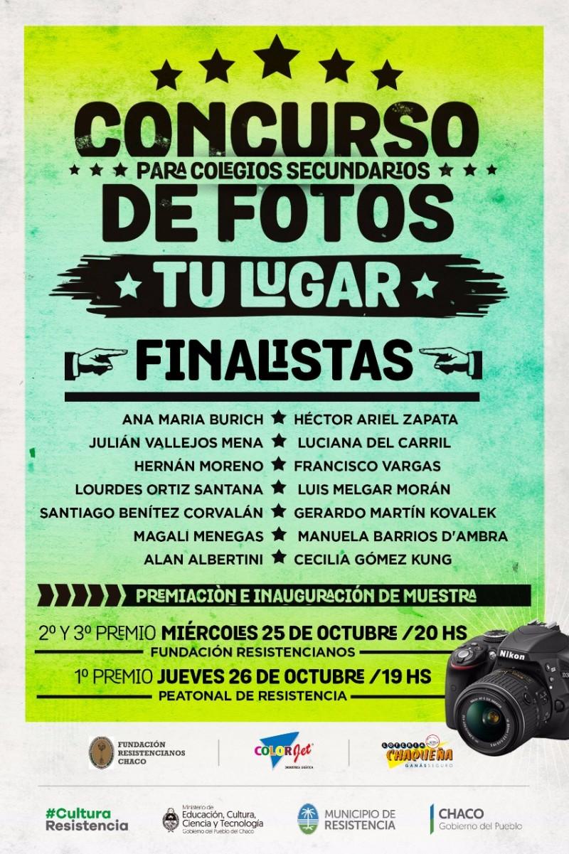 """La Secretaría de Cultura del municipio premiará a los participantes del concurso de fotografía """"Tu Lugar"""""""