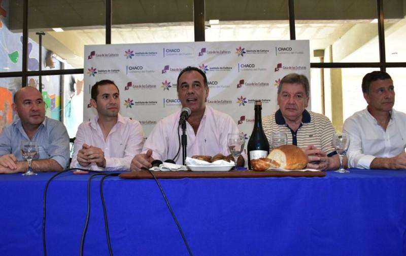 EL FESTIVAL DEL CHICHARRÓN SE REALIZARÁ EL 18 DE NOVIEMBRE EN PRESIDENCIA LA PLAZA