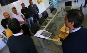 Capitanich abrió los sobres de la licitación para repavimentar la avenida Soldado Aguilera