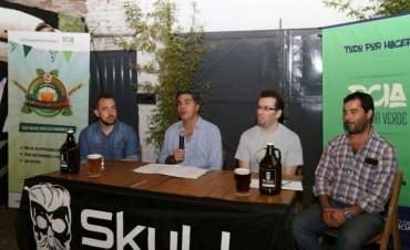 Capitanich lanzó oficialmente la segunda edición del Festival de la Cerveza Artesanal de Resistencia