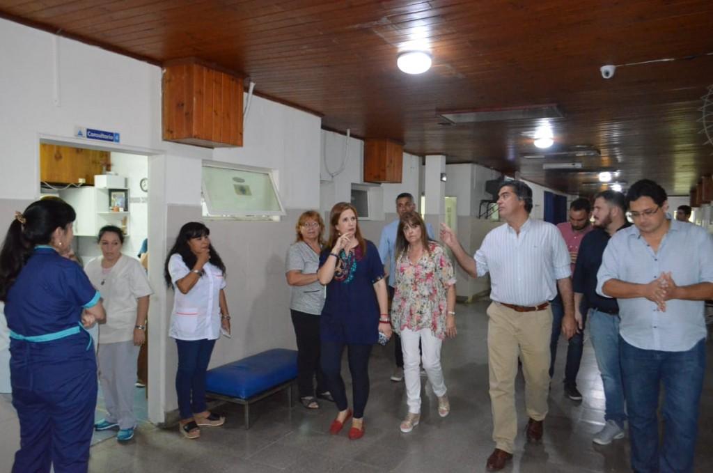 Trabajadores del Hospital Odontológico agradecieron las gestiones del intendente Capitanich