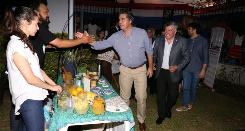 Con diversas propuestas artísticas y gastronómicas el Municipio propuso espantar al Karaí
