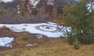 Descubren un OVNI en Neuquén