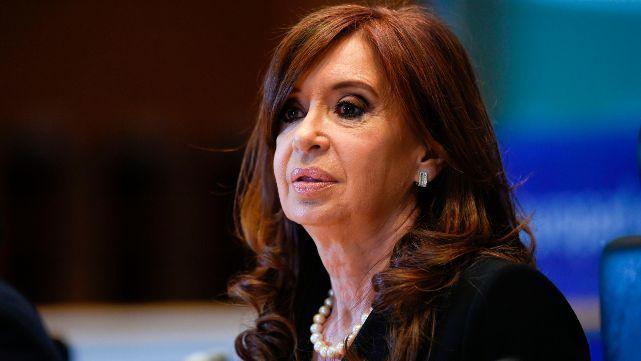 El fiscal Moldes pidió la inmediata detención de Cristina