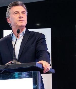 Macri cerró la Asamblea de la SIP