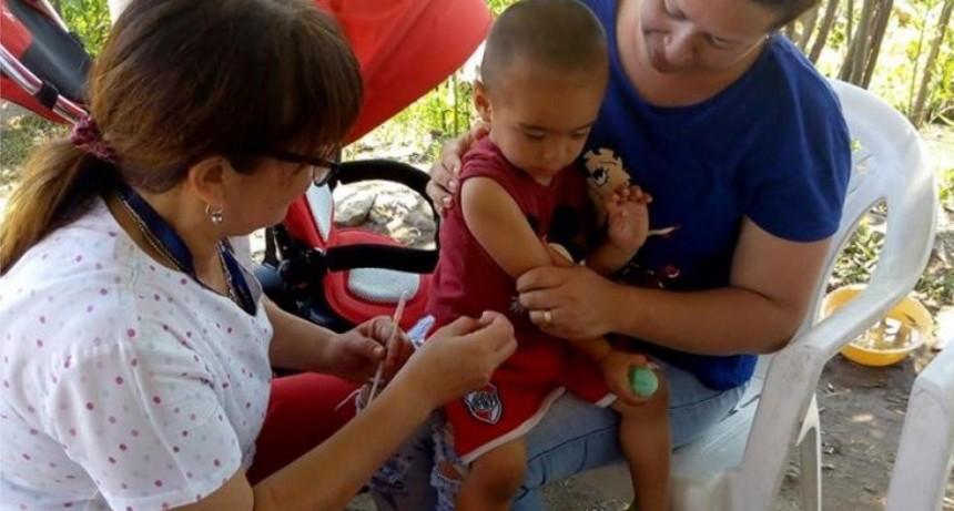 Salud recomienda la correspondiente vacunación contra el Sarampión