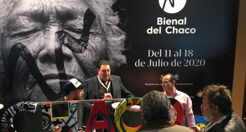Resistencia se posiciona como polo cultural de la región en la Feria Internacional de Turismo