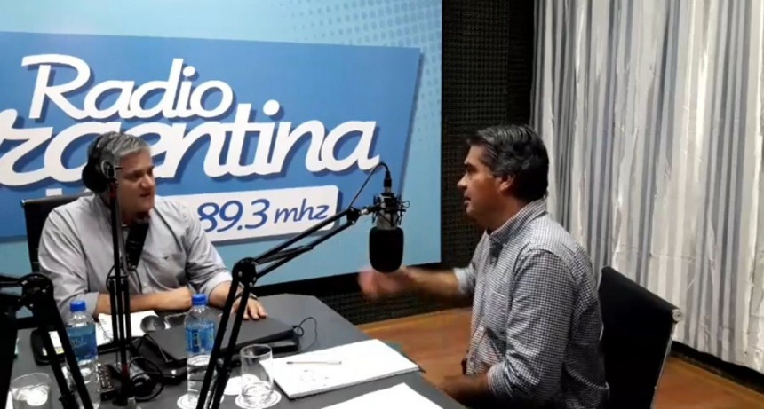Jorge Capitanich explicó su plataforma de gobierno en caso de triunfar en las próximas elecciones