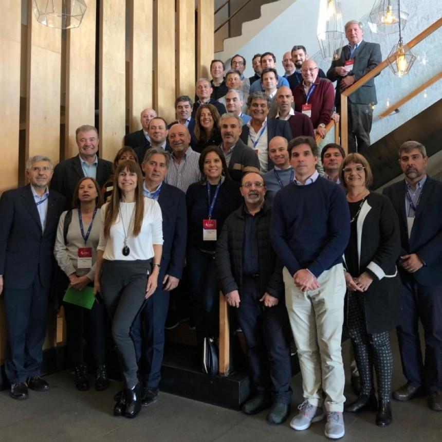 Chaco participó del Programa de Diálogo Público-Privado en Salud en Tierra del Fuego