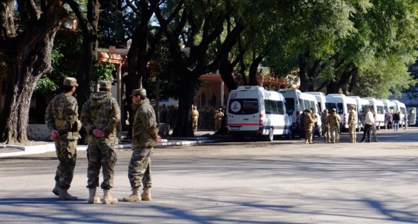 Operativo de Seguridad para las próximas elecciones en la provincia