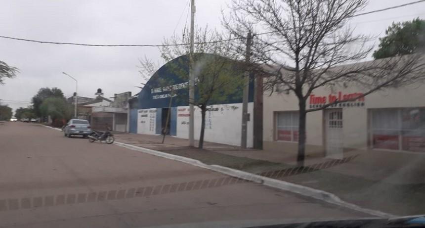 Hubo detenidos en una escuela de Campo Largo durante la jornada electoral
