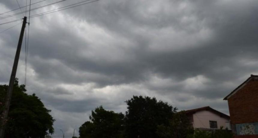Se pronostican tormentas fuertes para el sur del Chaco