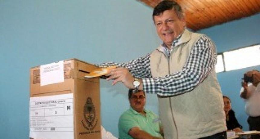 Domingo Peppo dio sus sensaciones respecto de los comicios en la Provincia