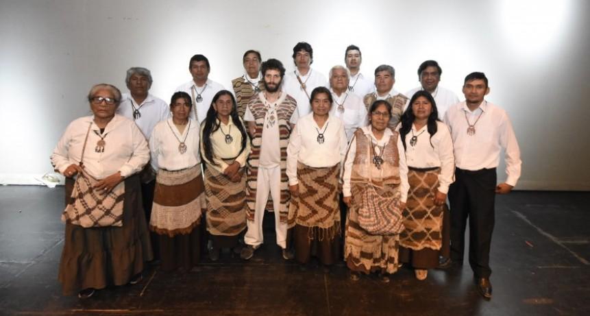 El Coro Qom Chelaalapí se prepara para el Chelaalapí Fest Recoleta