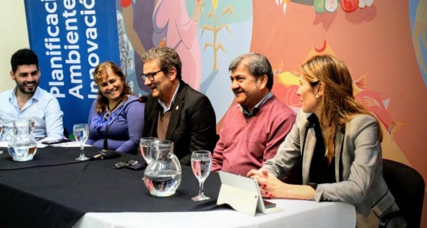 El Gobierno del Chaco concretó talleres para periodistas