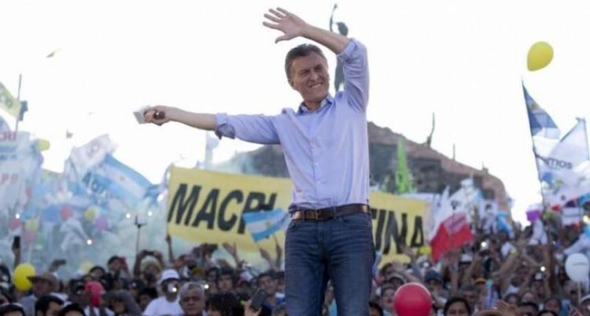 En el tramo final de la campaña, Macri viajará a Jujuy