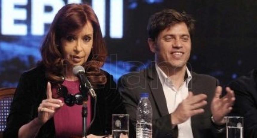Cristina Fernández y Axel Kicillof compartirán un acto en el bosque de La Plata