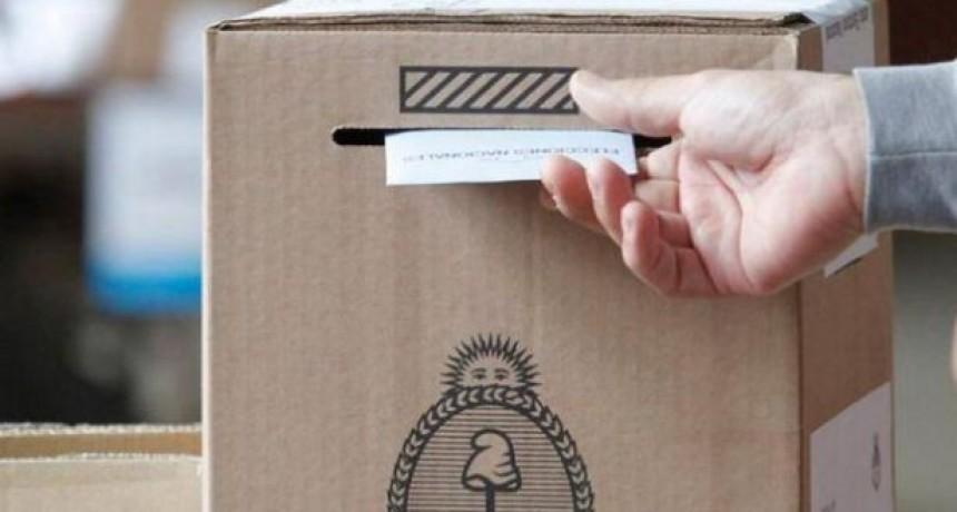 El Tribunal Electoral notificó que las elecciones municipales del 10 de noviembre se harán con boleta de papel