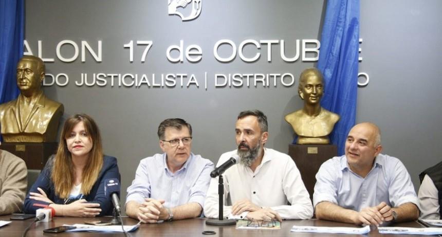 Se esperan más de 20 000 personas para apoyar a Alberto Fernández en su visita a Chaco