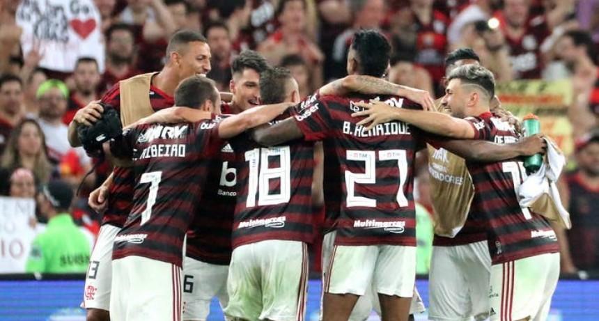 Flamengo se apropvechó de Gremio y será rival de River en la final de la Libertadores