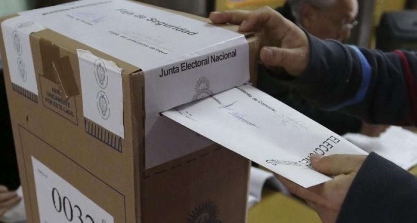 Ultimaron detalles en Chaco para las elecciones presidenciales
