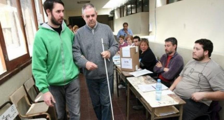 Procedimiento de accesibilidad electoral para personas con discapacidad