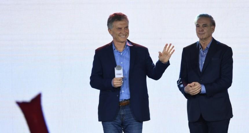 Mauricio Macri reconoció públicamente la derrota