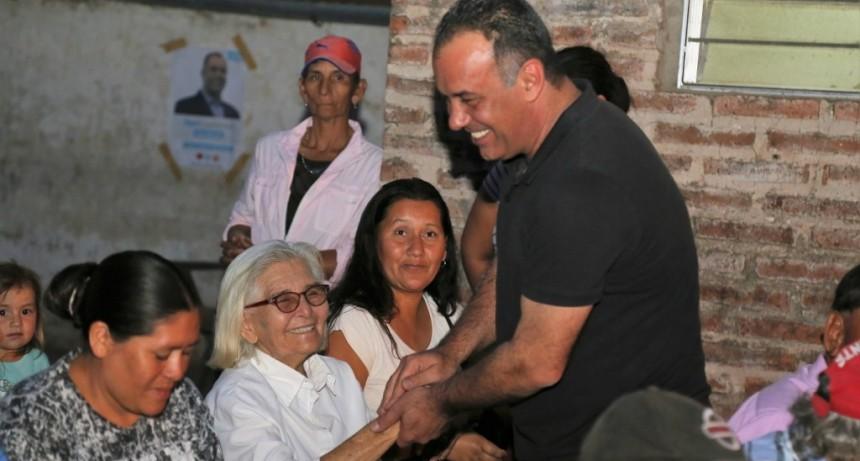 Daniel Capitanich se comprometió a potenciar el desarrollo productivo de Sáenz Peña