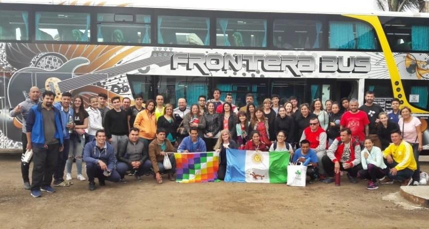 Estudiantes y Docentes chaqueños participan de la Feria Nacional de Innovación Educativa en Tecnópolis