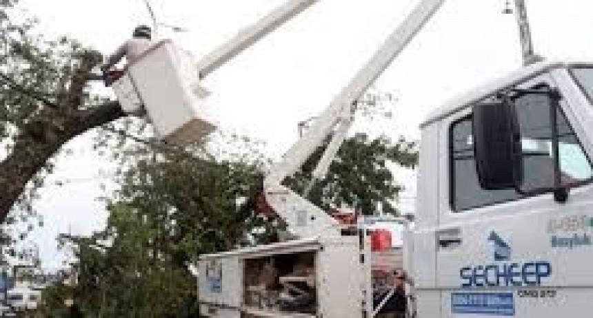Habrá cortes programados de energía eléctrica en algunas zonas de Resistencia
