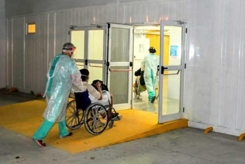 Chaco llegó a las 300 muertes por coronavirus