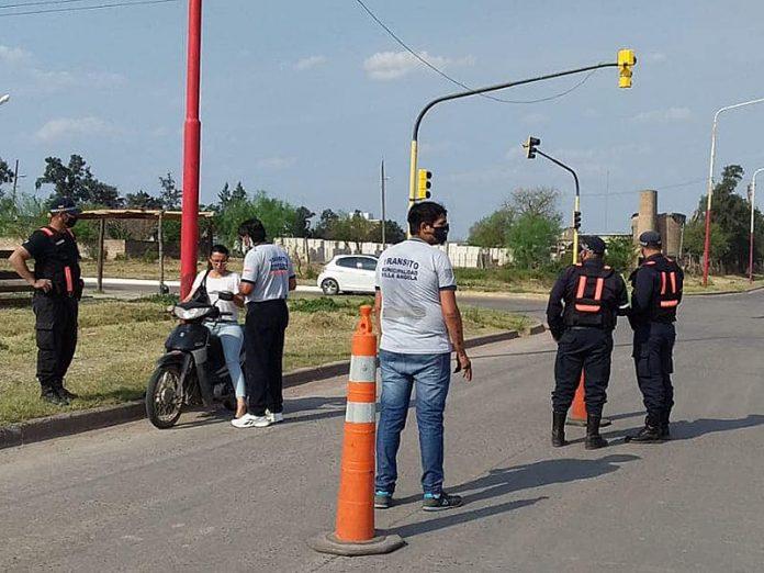 Villa Ángela, en fase 1: la policía realizará controles las 24 horas