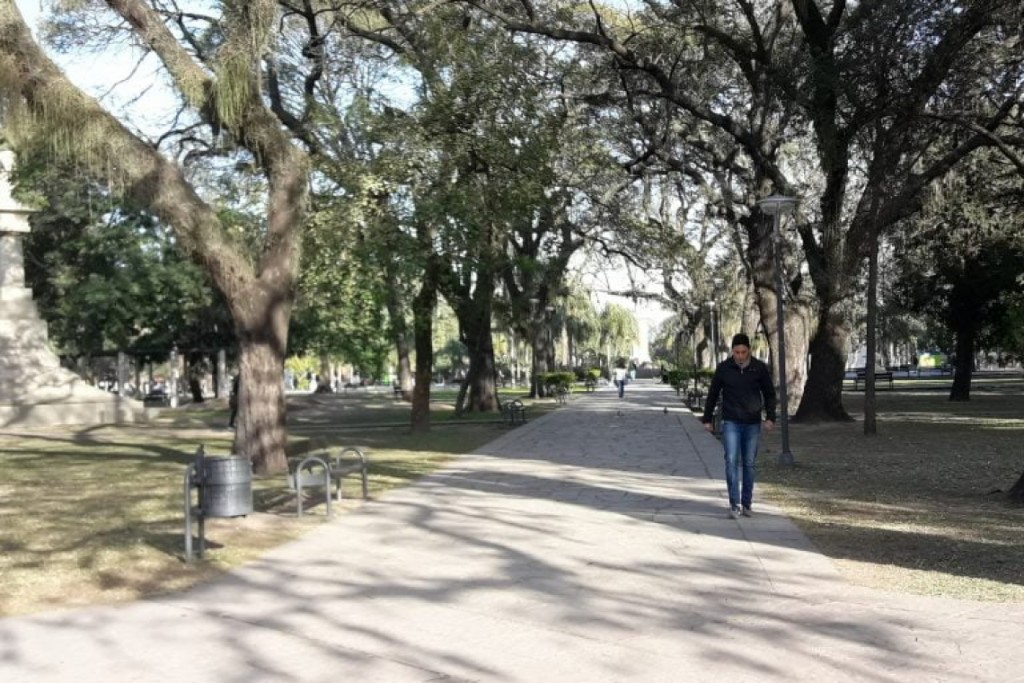 Chaco: Semana muy cálida con escasa probabilidad de lluvias