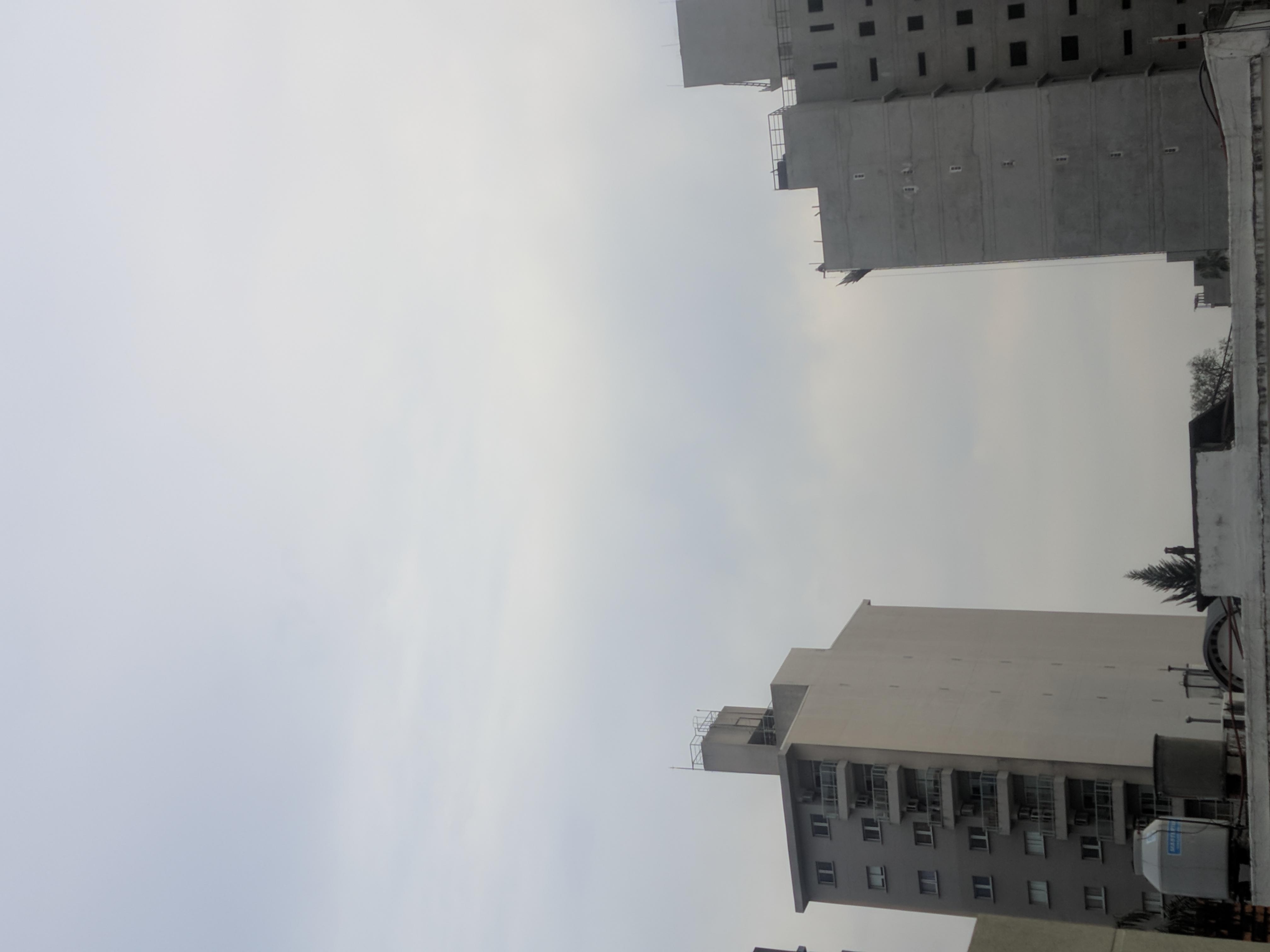 Bajó la temperatura: jueves gris, nublado y con vientos del sector sur