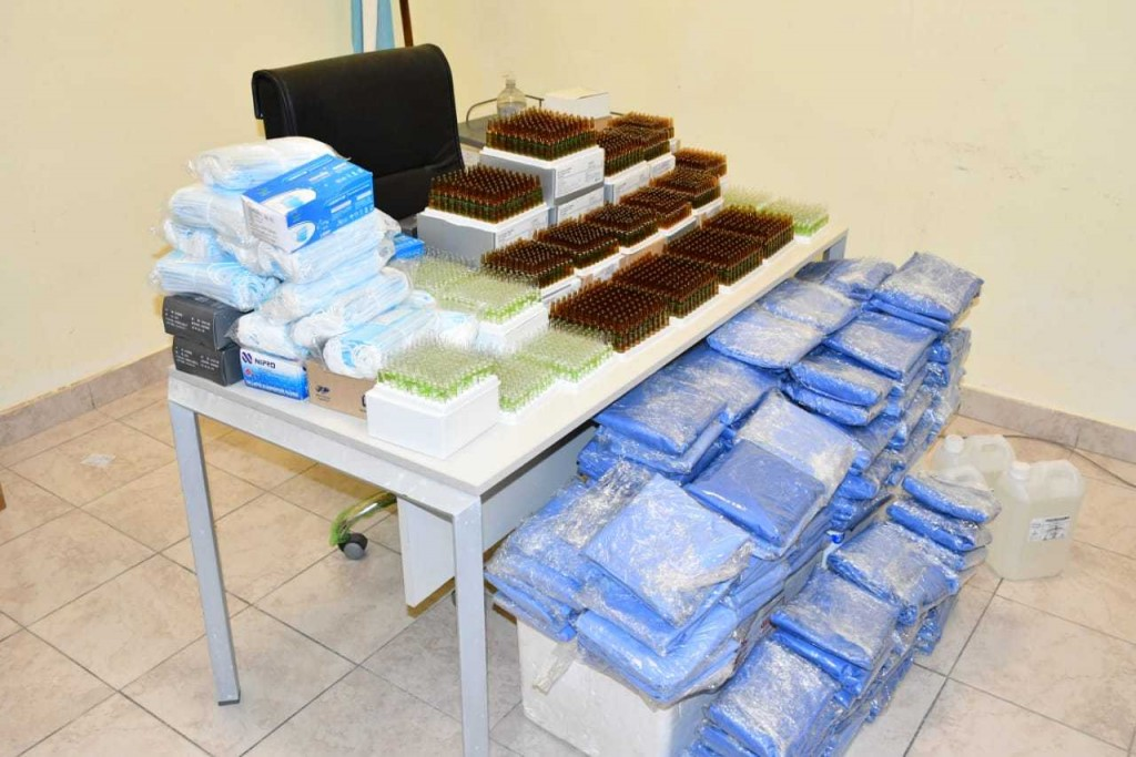 Entregan insumos y medicamentos en Quitilipi y Villa Angela