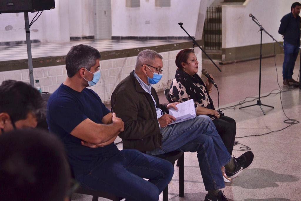 """Pedrini: """"El Frente de Todos defenderá los derechos de las y los trabajadores frente al proyecto de la oposición que busca la flexibilización laboral"""""""