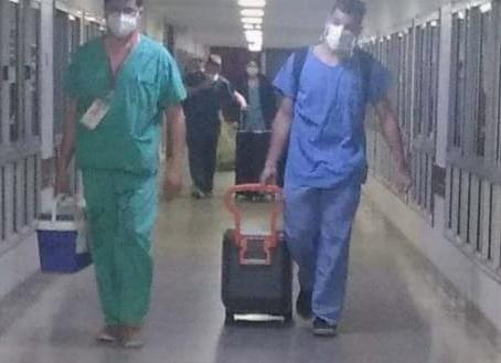 Donante multiorgánico chaqueño permitirá cinco trasplantes para personas que estaban en lista de espera