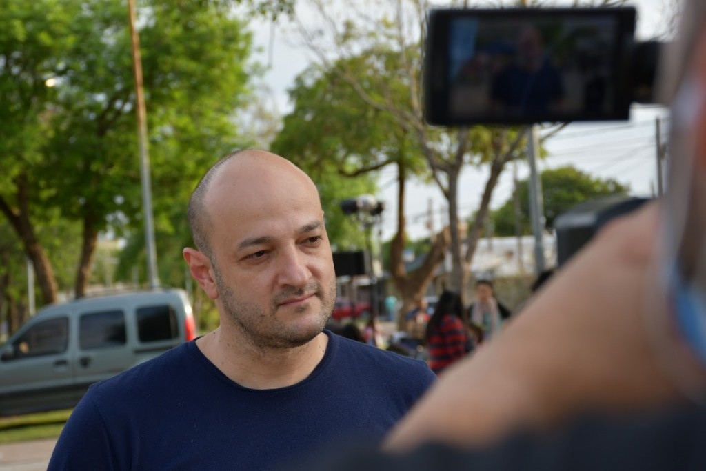 """Bolatti: """"Cumplimos con nuestra palabra y asumimos los compromisos, eso nos diferencia de la oposición"""""""