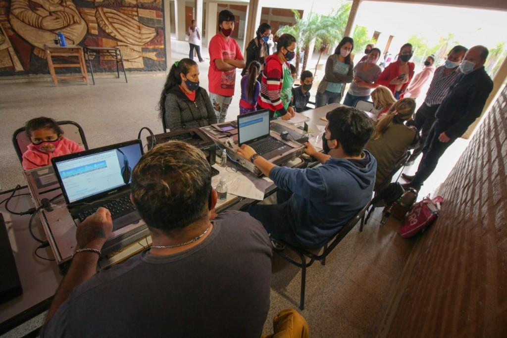 Dia nacional de la Identidad: intensa labor del gobierno para garantizar un derecho fundamental