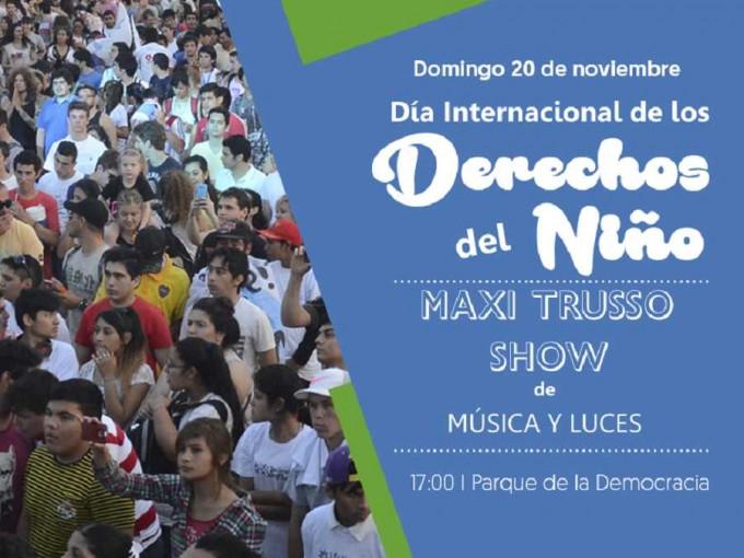 ACTIVIDADES RECREATIVAS Y UN SHOW MUSICAL PARA CELEBRAR EL DÍA DE LOS DERECHOS DEL NIÑO