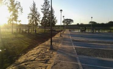 PEPPO INAUGURARÁ IMPORTANTES OBRAS POR EL ANIVERSARIO DE PUERTA EVA PERÓN