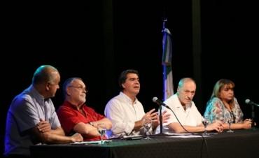 """Capitanich disertó en el cierre del segundo encuentro """"Repensando Argentina"""""""