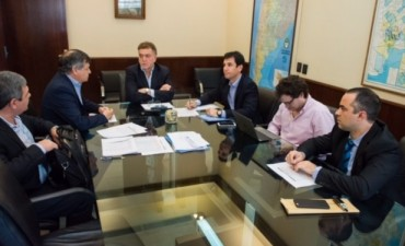 PEPPO Y AMAYA ACORDARON ACELERAR TRÁMITES ADMINISTRATIVOS PARA REACTIVAR LA CONSTRUCCIÓN DE VIVIENDA