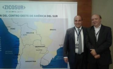 CHACO APOYO LA ELECCIÓN DE MANZUR COMO PRESIDENTE DE ZICOSUR