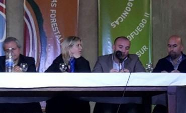 CHACO PARTICIPÓ EN CHUBUT DE LAS JORNADAS FORESTALES PATAGÓNICAS