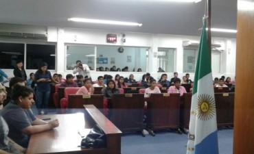 130 ESTUDIANTES DE EL IMPENETRABLE PARTICIPARON DEL PRIMER CONGRESO PROVINCIAL DE ESTUDIANTES SECUNDARIOS