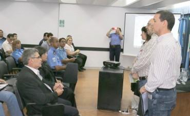 COMPROMISO SOCIAL: CHOFERES DE SAMEEP COMENZARON LOS CURSOS DE  PERFECCIONAMIENTO DEL IPAP